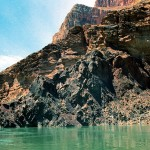 Grand Canyon - Vishnu Schist at River
